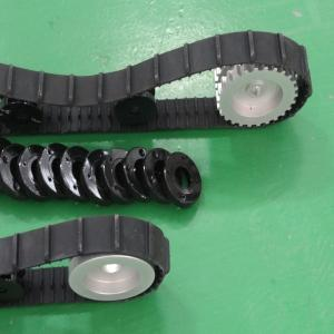 China Robot Parts and Small Tracks on sale