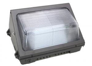 China Slim 45W 60W 80W LED Wall Pack Lights For Outdoor Building Wall , 5 Years Warranty on sale
