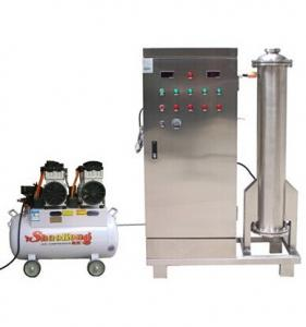China 600g high quality water treatment systems ozone generator products on sale