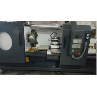 Ck61100x3000 CNC Lathe Machine 1000mm Max Swim Over Bed Diameter