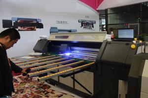 China High Resolution 1440 DPI Roll To Roll Screen Printing Machine For Plexiglass Board on sale