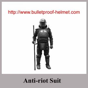 China Anti riot suits with anti-riot baton and helmet on sale