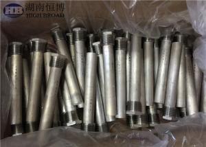 China Anode Rod de chauffe-eau d'ASTM avec des diamètres s'étendant de 0,500 à 2,562 PRISE EN ACIER TNP 3/4 G3/4» on sale