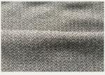 Little Herringbone Jacquard Wool Fabric ,  Wool Herringbone Fabric Wrinkle Resistant