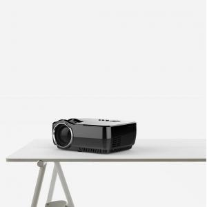 Quality simplebeamer GP70 Portable mini led projector 1200 lumens,support 1080P for home for sale