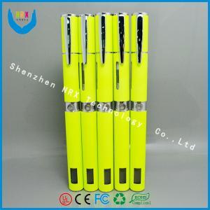 China Pipe Big Vapor EGO-W E Cig / 900mah Led Pen Style Ego E Cigar on sale