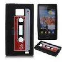 China Magnetic tape shape Silicone Cell phone covers skin case for htc inspire, 3g phone  on sale