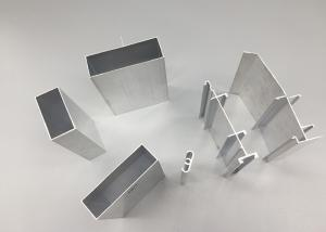 China Powder Coating Aluminium Channel Profiles Alloy 6063 6061 ISO9001 Certification on sale