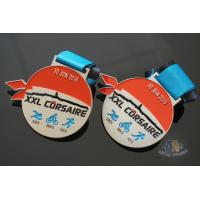 XXL CORSAIRE Die Cating Awards Custom Sports Medals, Zinc Alloy Material With Soft Enamel Colors