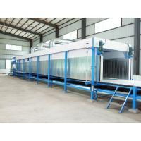 Low Pressure Horizontal Polyurethane Foaming Machine Line For Pillow / Mattress Sheet