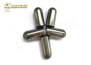 China Iron Ore Mining HPGR Tungsten Carbide Studs for Gringding Rolls / Roller Press on sale