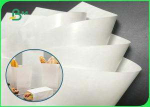China Food Grade Packing PE Coated White Craft Paper Moistureproof & Greaseproof on sale