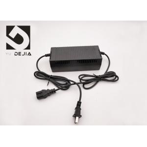 China Energy Saving Electric Bike Battery Charger 220V 50HZ Over Voltage Protection on sale