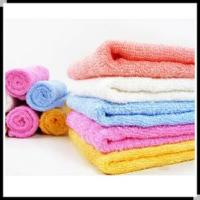 100%cotton bamboo fiber & zero twist towel