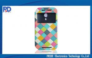 China Cell Phone Case On Sale , Nokia 630 Smart Window Foldable Flip Case on sale