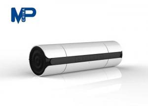 China Mechanical Keys Cylindrical tube stereo bluetooth speakers for laptop / cell phone on sale