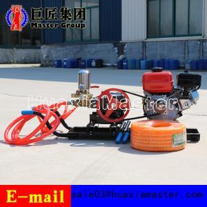 China QZ-2B gasoline engine drilling machine portable core sampling drill for sale on sale