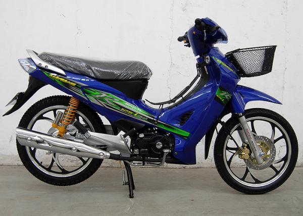 Classic Design Super Cub Motorcycle 4 6kW / 7000rmp 3 5L