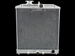 China Performed auto radiator on sale
