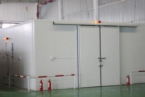 China Commercial Container Cold Room And Freezer Room For Restaurant on sale