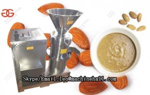 China Almond Butter Grinding Machine For Sale|Apricot Kernel Butter Making Machine Manufacturer And Supplier on sale
