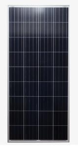 China Sunpower 160W Polycrystalline Pv ModuleDurable Certified To Wind / Snow Loads supplier