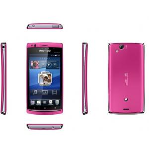 China 3G video calling android wifi cell phone with 4.1inch big touch screen and GPS functions X18I on sale