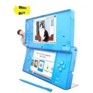 China Nintendo DSi Handheld Video Game System - Blue on sale