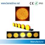 Metro direccional solar brillante Visiable de la barra ligera 1000 del tablero LED de la flecha de la cena