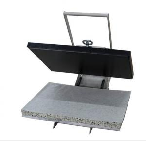 China heat press machine for sale work worktable size:50x 70cm on sale