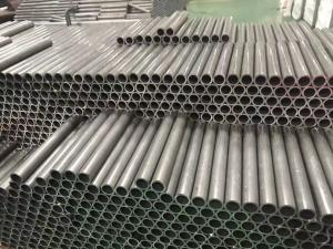 China 7mm 8mm 8.5mm 11mm Diameter 7075 Seamless Aluminum Tube / Round Aluminum Pipe on sale