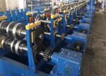 10m/min 1.5-2mm galvanized Guide Rail Roll Forming Servo Feeder Power 1.5Kw