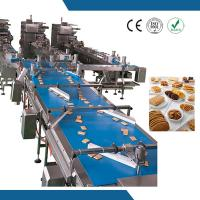 High Speed Industrial Automatic Cookies Feeding and Packaging Line