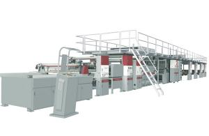 China FULL AUTOMATIC HONEYCOMB PAPER BOARD PRODUCTION LINE on sale