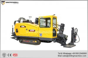 China XZ200 Horizontal Directional Drilling Machine 20 ton 112Kw Rated power on sale