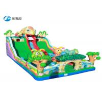 Alliance Fun chameleon Inflatable Jumping Combo Castle
