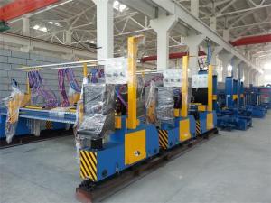 China Flame Cutting Torch CNC Metal Cutting Machineswith 9 Flame Guns 2 Plasma Guns on sale