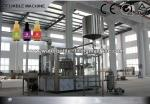 PET Bottle Hot Juice Filling Production Machine, Washer Filler Capper