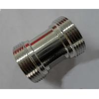 Waterproof Male RF Coaxial Connectors For Remote Vehicle Diagnostics