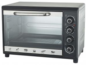 China toaster oven mini oven 38Liters with 4 Stainless Steel Heating Elements on sale