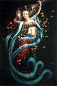 China Oil Painting, Handmade Oil Painting on sale