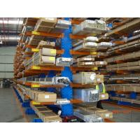 China 1000kg double side / single side Cantilever Racking Systems for Pipe / steel products on sale