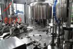 2.2 kW água engarrafada líquido puro, água mineral, cabeças de equipamentos 8 de sistemas de máquinas de enchimento