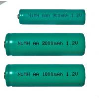 Handling performance High Capacity Portable 1.2v Nickel Metal Hydride Rechargeable Battery