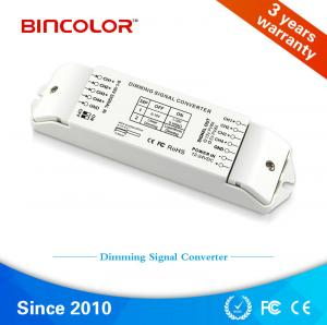 China Zhuhai BC-334-PWM10V DC12V-24V 0-10v to pwm10v led dimming signal converter on sale