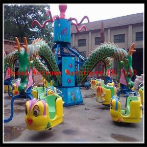 China arm  lifting  Rotating octopus amusement rides for sale on sale