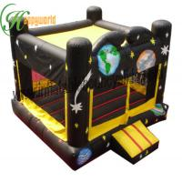 Mini Star Wars Bouncy Castle For Children / Inflatable Jumping Castles Hire