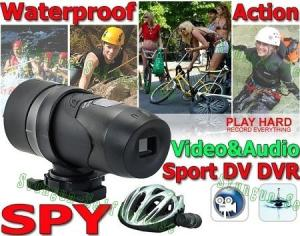 Quality 1.3MP Mini Helmet Outdoor Waterproof Sports Action Camera T-18 for sale