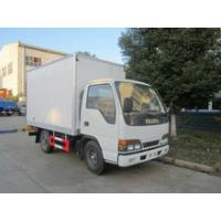 100P isuzu mini van truck 2tons for sales