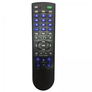 China TV Universal Replacement Remote Control Black Or White Color Optional on sale